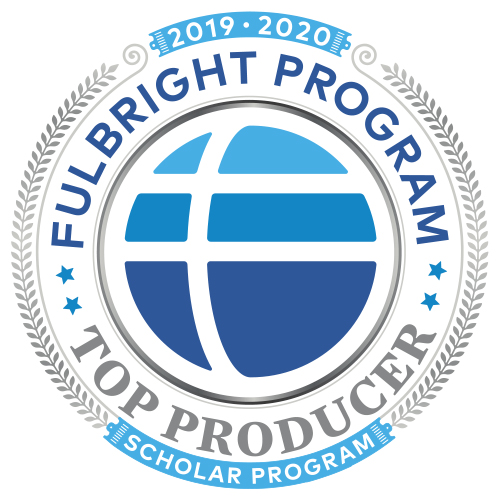 Fulbright Top Scholar Producer