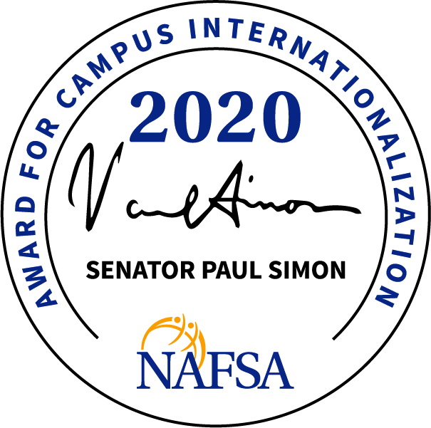 Simon Award seal