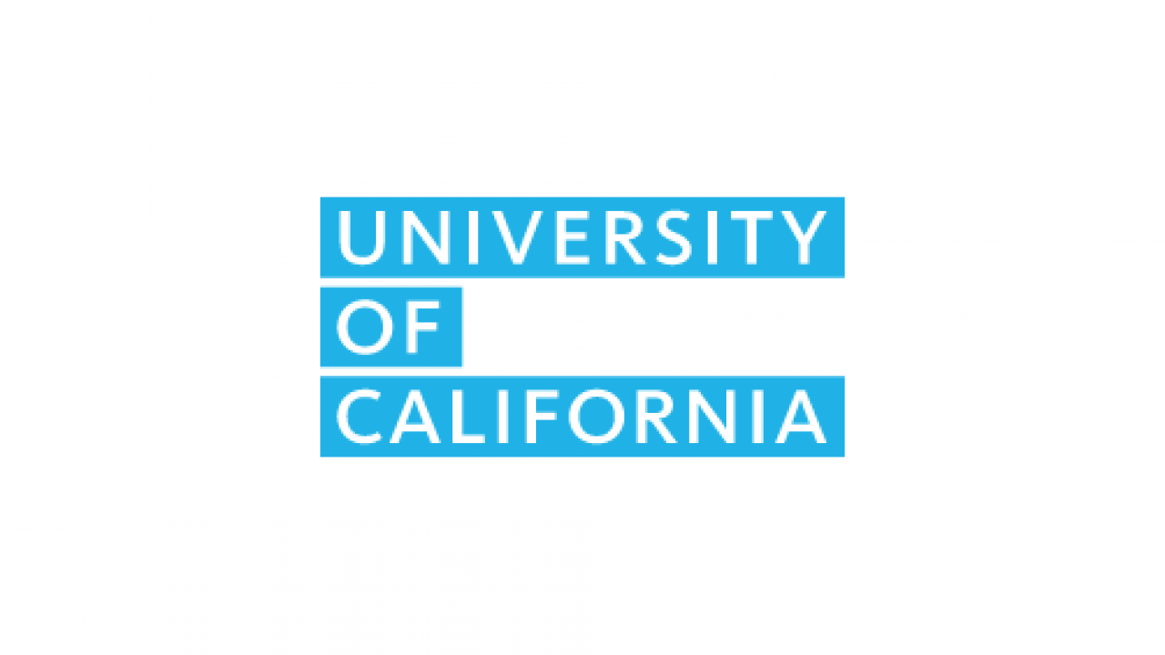 University of California word mark