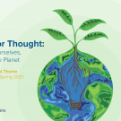 Food for Thought, Feeding Ourselves, Feeding the Planet, Campus Global Theme, Winter 2020-Spring 2021