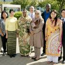 2013-14 UC Davis Hubert H. Humphrey Fellows