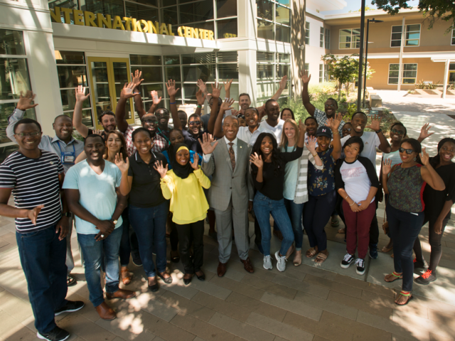 2017 Mandela Fellow Cohort