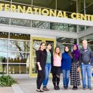 Global Education for All Student Advisory Committee Members Rina Singh, Renee Hu, Romae-Anne Aquino, Henna Battan, Esra Hawsawi, Nick Archibald, Amritpal Kaur