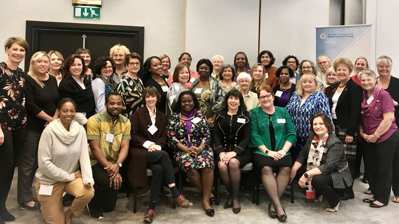 2018 Class and Leadership, Institute for Global Healthcare Leadership, London, England, Sigma Theta Tau International Nursing Honor Society, UCD Global Faculty Ambassador