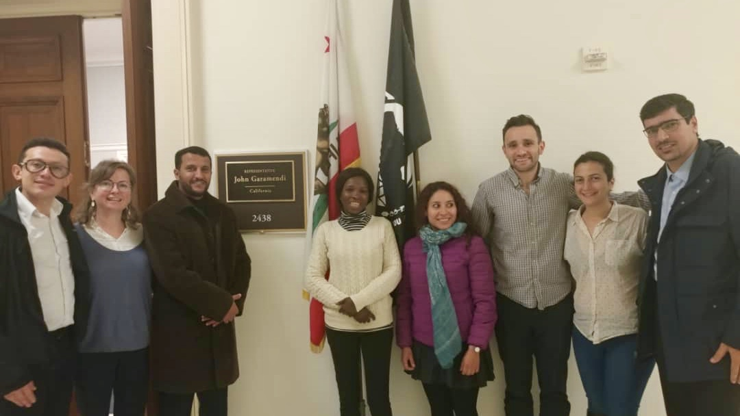 Humphrey Fellows in D.C.