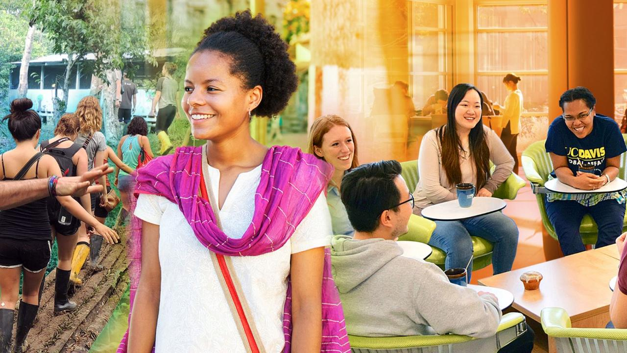 Global Education for All Banner of students
