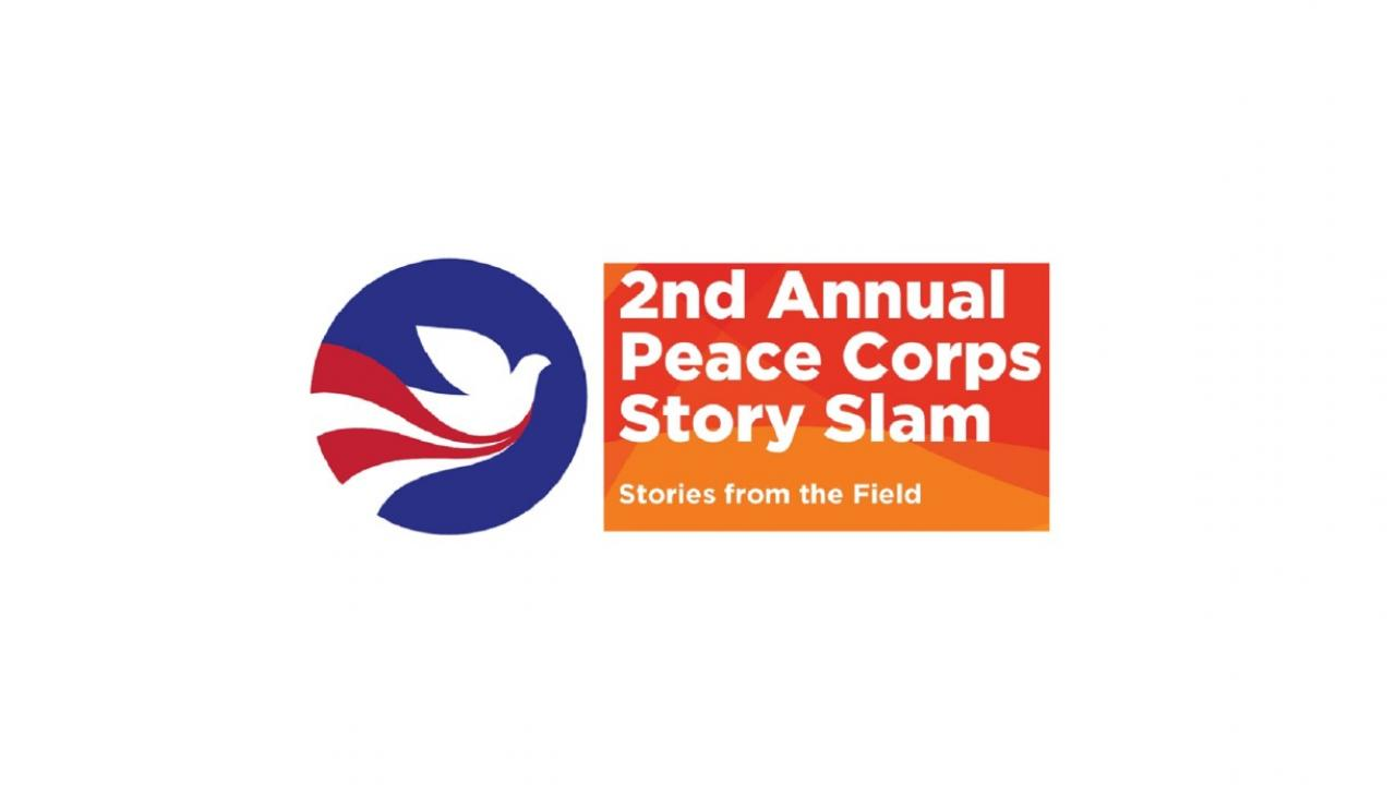 2nd Annual Peace Corps Story Slam: Stories from the Field
