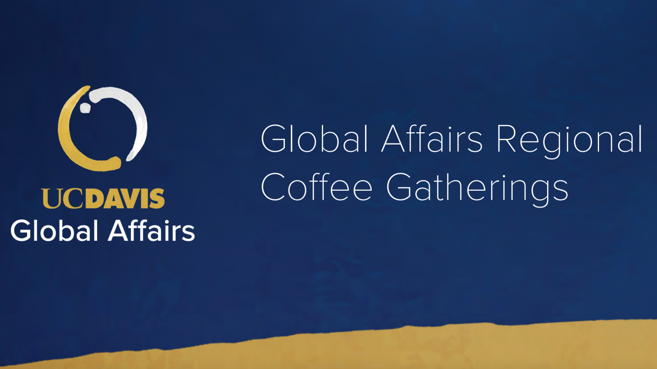 Global Affairs Regional Coffee Gatherings