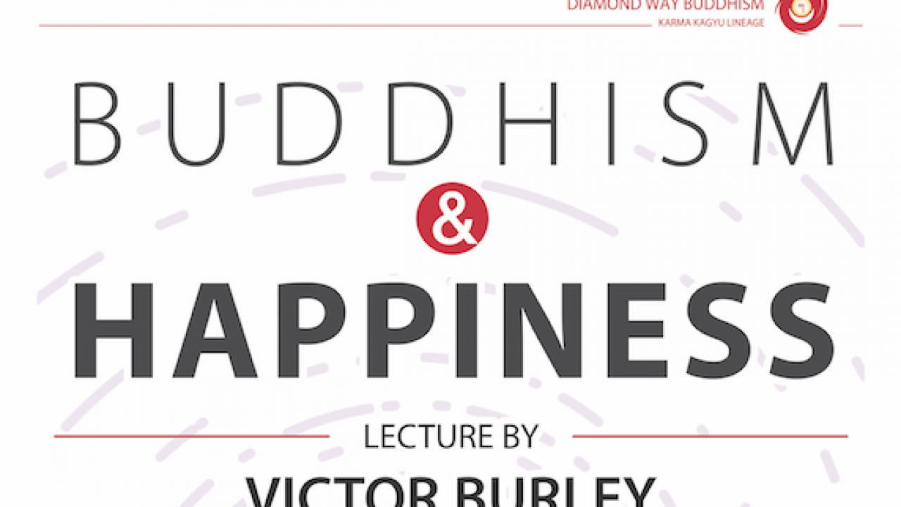 Buddhism and Happiness