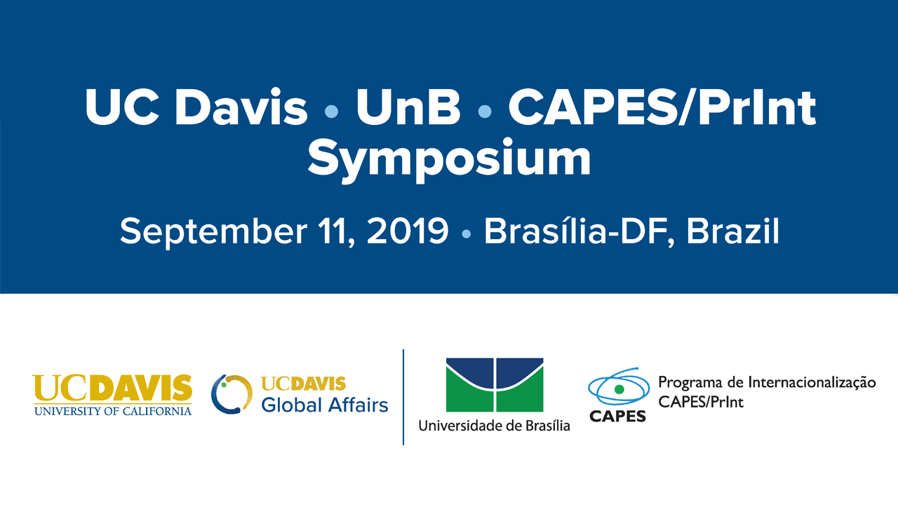 Uc Davis Academic Calendar 2020-21 UC Davis/University of Brasília Symposium | Global Affairs