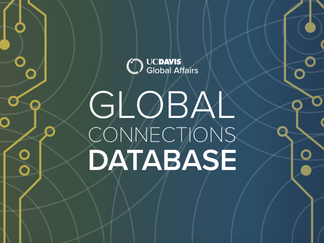 Global Connections Database graphic
