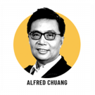 Alfred Chuang headshot from CNN