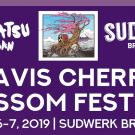 Cherry Blossom Festival graphic