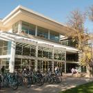 The International Center serves as the hub of many international activities at UC Davis. (Gregory Urquiaga/UC Davis)