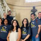 The UC Davis Graduate School of Management project team